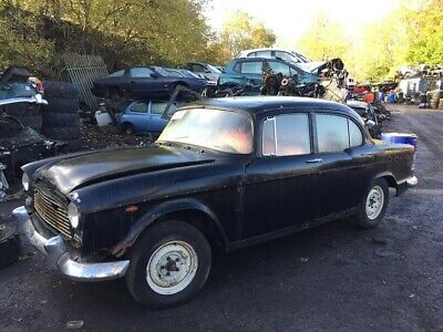 Ebay 1964 Humber Hawk Rolling Shell Classic Banger Racing Barn Find With V5 Barn Finds Bellshill Isles Of Scilly