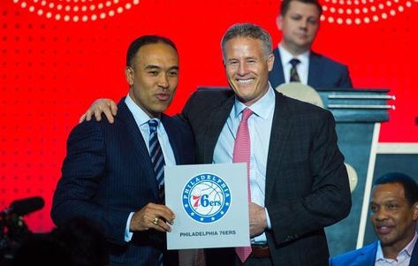 The NBA Draft Lottery will be on tonight at 7:30 pm ET. We have the