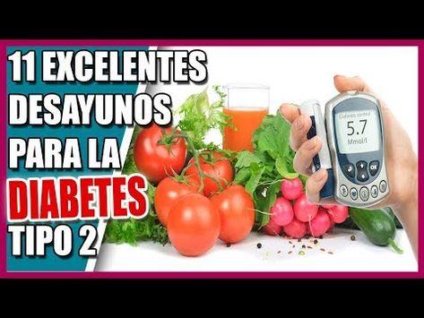 Diabeticos para 5 desayunos