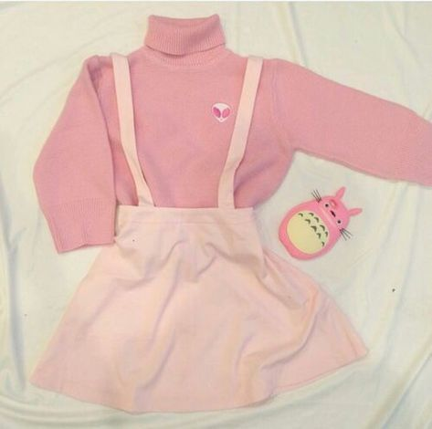 cute outfits aesthetic best outfitsYou can find Kawaii fashion and more on our website. Harajuku Mode, Harajuku Fashion, Kawaii Fashion, Lolita Fashion, Cute Fashion, Harajuku Girls, Ulzzang Fashion, Fashion Styles, Style Fashion