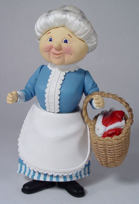 Mrs. Claus, want!