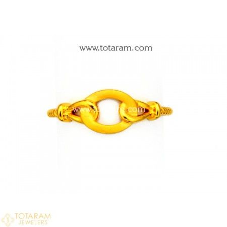 22k Gold Ring For Women 235 Gr5299 Buy This Latest Indian Gold Jewelry Design In 1 900 Gram Gold Ring Indian Indian Gold Jewellery Design Ladies Gold Rings