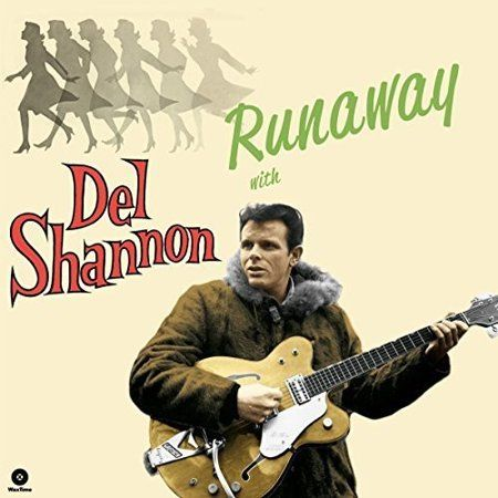 Del Shannon Runaway With Del Shannon 4 Bonus Tracks Vinyl Walmart Com Del Shannon Del Shannon Runaway Lp Vinyl