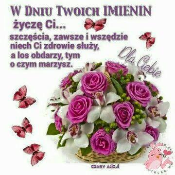 Pin By Krystyna S On Imieniny Birthday Wishes Happy Birthday Birthday