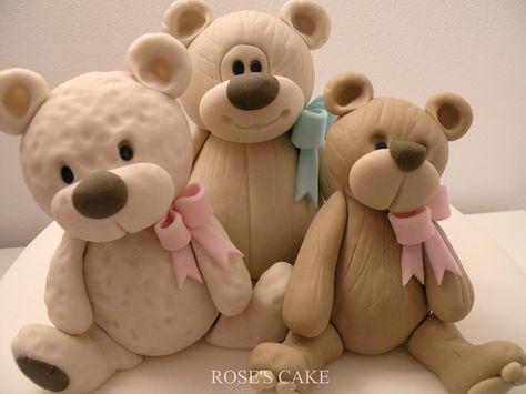 Cute teddies