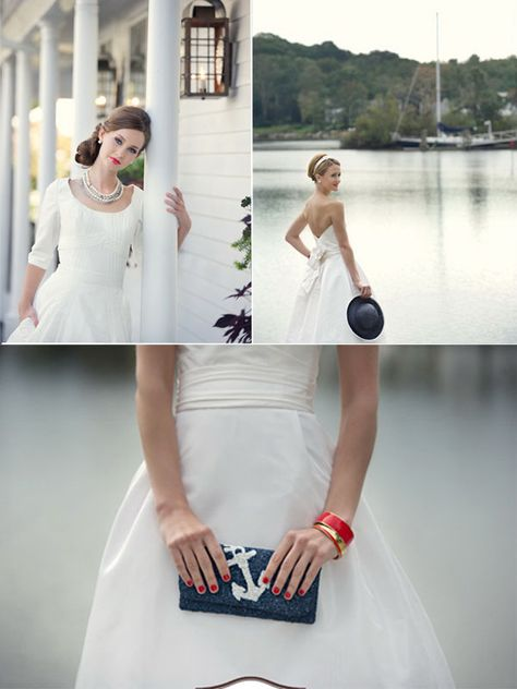 Nautical Style Wedding Ideas for Wedding 2014   Nautical wedding ...