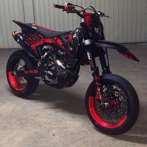 Gambar Mungkin Berisi Sepeda Motor In 2020 Enduro Motorcycle Ktm Dirt Bikes Motorcross Bike
