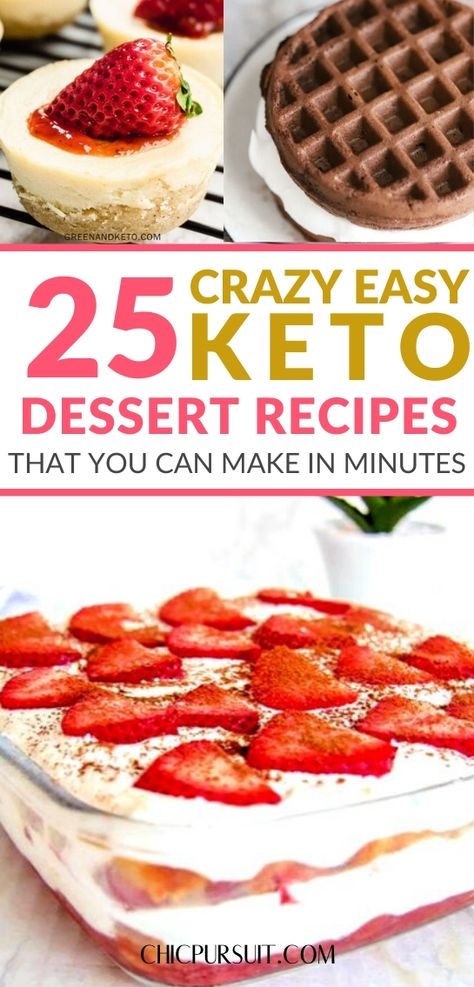 Best Keto Dessert Recipes Easy Low Carb: Simple keto dessert recipes ketogenic diet. If you're after keto dessert easy quick, keto dessert ketogenic diet ideas or in general keto dessert recipes low carb, you're in the right place. These delicious keto fat bombs, keto dessert recipes cream cheese, keto dessert easy 3 ingredients and more are great for anyone looking for weight loss on the keto diet. #ketodiet #ketodessert #ketodesserteasy #ketodessertrecipes #keto #ketogenic #lowcarb