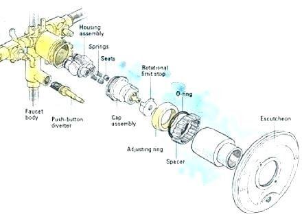 Delta Bath Faucet Replacement Parts