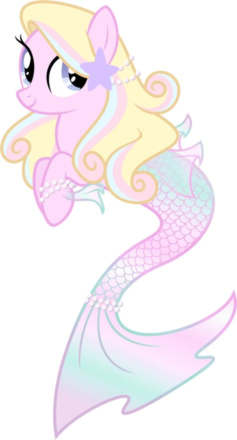 It's a merpony with rainbow scales. Well, kind of. More like a pastel rainbow of pink, white, blue, and purple. We read The Rainbow Fish i. The Rainbow Scales My Little Pony Princess, Mlp My Little Pony, My Little Pony Friendship, Dessin My Little Pony, My Little Pony Drawing, Kawaii Drawings, Cute Drawings, Filly, Arte Do Kawaii