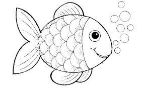 Resultado De Imagen De Dibujos De Peces Para Colorear E Imprimir