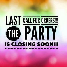 My Jamberry party is closing on shop here patsy_jamberry_nailart photo Thirty One Facebook, For Facebook, Facebook Business, Thirty One Party, Thirty One Gifts, 31 Gifts, Body Shop At Home, The Body Shop, Jamberry Party