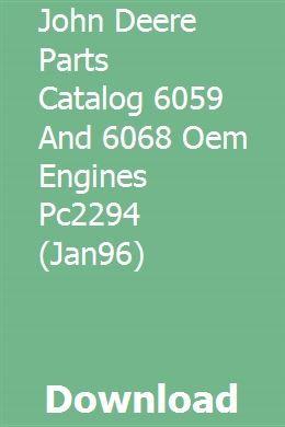 John Deere Parts Catalog >> Pin On Orcesligu