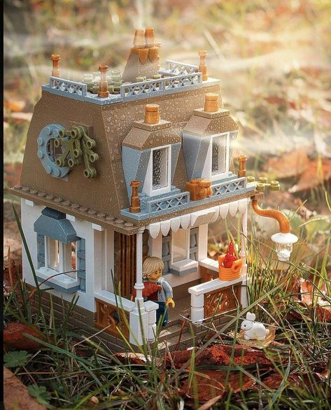 Lego Gingerbread House monthly built 40105 PE Bags NEW