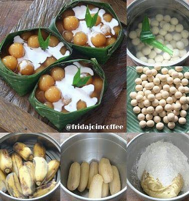 Bubur Candil Pisang By Mak Frida Lebih Mantap Dari Candil Ubi Resep Spesial Makanan Ringan Gurih Resep Masakan Indonesia Makanan Penutup