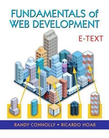 Fundamentals Of Web Development 1st Edition Pdf Version Web Development Web Design Quotes Web Design Tips