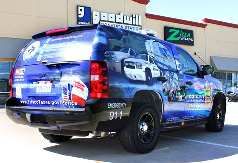 Police Car Graphics Wraps Police Cars Car Graphics Wraps