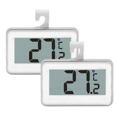 Ebay Sponsored Set Von 2 Kuhlschrank Thermometer Digitales Kuhl Gefrierschrank Ebay Thermometer