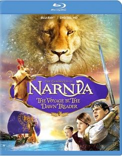 The Chronicles Of Narnia The Voyage Of The Dawn Treader Blu Ray
