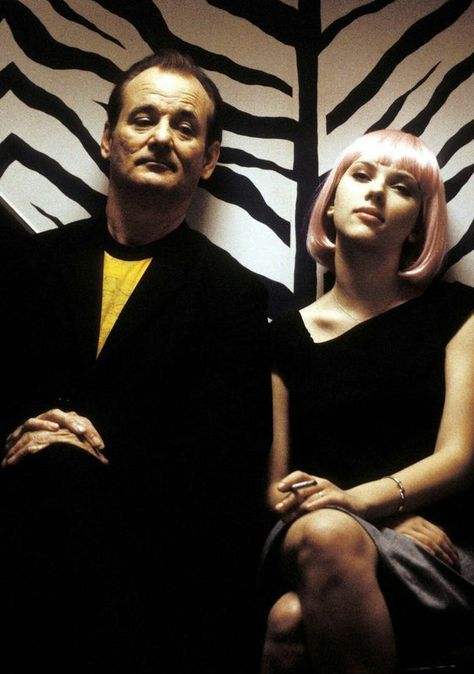 Lost In TRANSLATION Movie PHOTO Print POSTER Scarlett Johansson Bill Murray 004 gloss poster 17