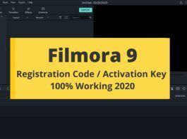 Filmora 9 Registration Code Emails And Serial Keys 2020 In 2020 Coding Registration Video Editing