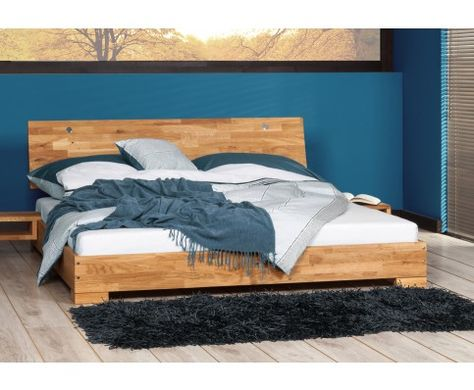 8 best Beds images on Pinterest | Solid oak beds, Bedding and Guest ...