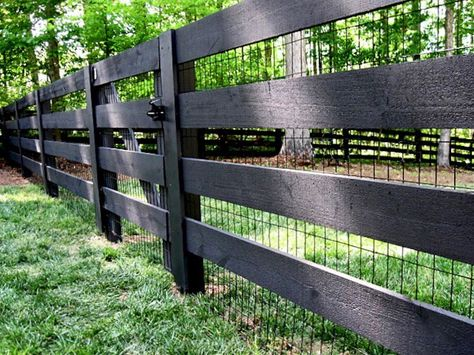 3 Enthusiastic Tips AND Tricks: Wooden Fence Terraria Garden Fence Ideas For Dogs.Garden Fence With Flowers Wooden Fence Cost. Goat Fence, Pasture Fencing, Farm Fence, Fence Art, Horse Fencing, Diy Garden Fence, Backyard Fences, Cheap Garden Fencing, Indoor Garden
