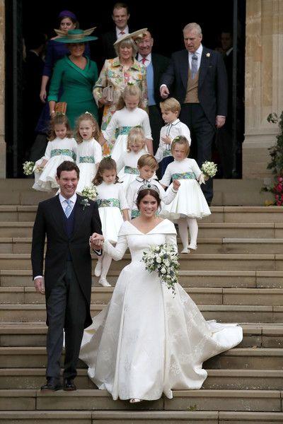 Princess Eugenie Photos Photos Princess Eugenie Of York Marries