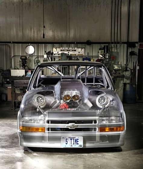 Awesome Turbo Chevy Is One Of The World S Fastest Street Car