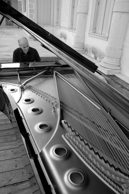 Ludovico Einaudi is an Italian pianist and composer. Really want to see one of his performances in Italy