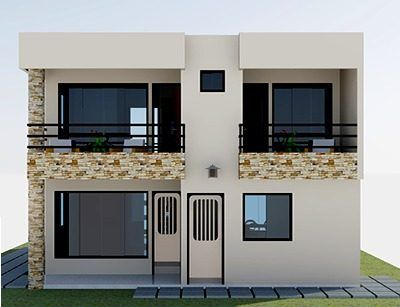 Pin By Juan On Arquitectura Small Modern House Plans Modern House Plans House