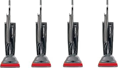 Sanitaire Euksc679j Commercial Shake Out Bag Upright Vacuum Cleaner With 5 Amp Motor 12 Quot Cleaning P In 2020 Upright Vacuum Cleaner Upright Vacuums Vacuum Cleaner