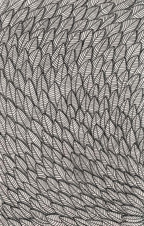 My sketchbook. Texture