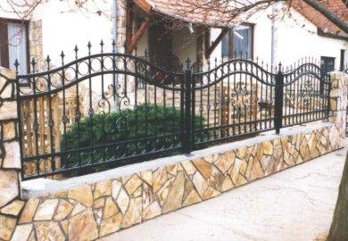 Keritesek Fence Gate Design House Fence Design House Main Gates Design