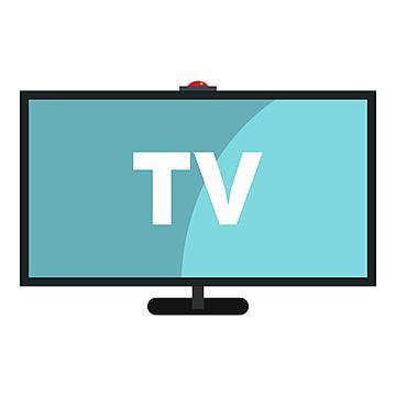 رمز التلفزيون معزولة معزول التلفاز أيقونة Png والمتجهات للتحميل مجانا In 2021 Marketing Concept Simple Graphic Cartoon Styles