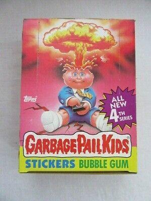 Ebay Ad Url 1986 Topps Gpk Garbage Pail Kids Series 4 Unopened 48 Pack Kids Series Garbage Pail Kids Kids