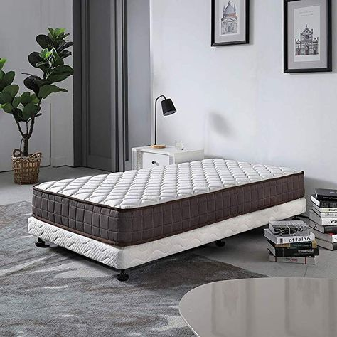 Le Confort 8 Inches Bed Mattress With Comfortable Invisible Foam