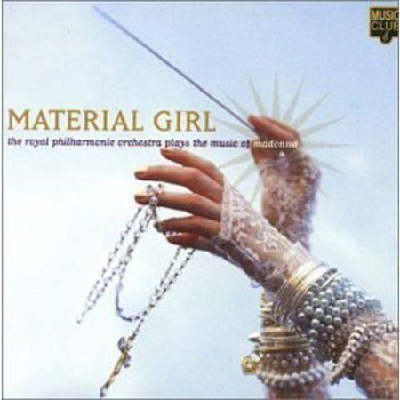 Music Of Madonna Material Girl Remaster Madonna Albums