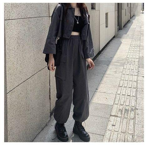 ulzzang girl fashion work