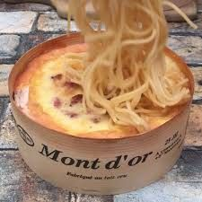 Mont D'or Spaghetti | allebull | Copy Me That