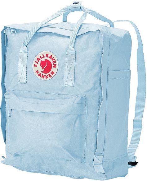 Fjällräven Kanken.blue.backpack.style