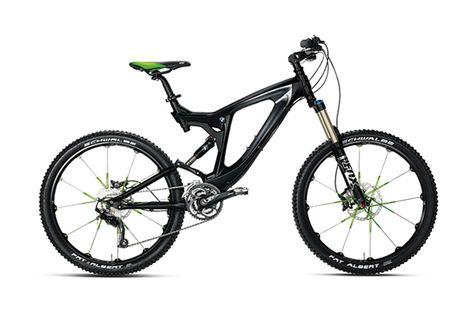 Enduro Mountain Bike, la nueva bicicleta de BMW Push bike with - unterschränke für küche