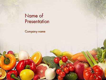 Image Result For Free Powerpoint Templates Food Nutrition