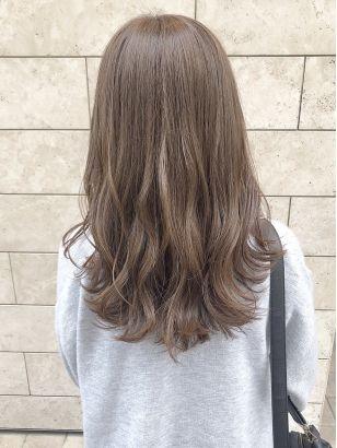2019年春 セミロングの髪型 ヘアアレンジ 人気順 8ページ目