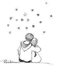 Nettes sternenklares Paar  #nettes #sternenklares