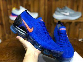 d8c816c7691e7 Nike Air VaporMax 2. 0 Racer Blue Total Crimson Black 942842 400 Mens  Running Shoes
