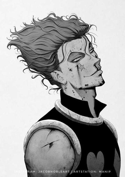 Hisoka hunter x hunter Hisoka, Killua, Hunter X Hunter, Hunter Anime, Manga Anime, Manga Art, Anime Art, Anime Tattoos, Animes Wallpapers