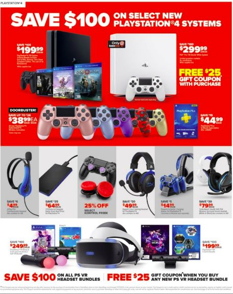 Gamestop After Christmas 20 Sale Offers Deals On Thrilling Games Black Friday Ads Black Friday Gift Coupons