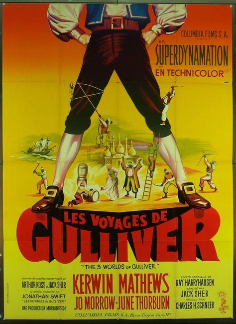 VOYAGES DE 1960 GULLIVER TÉLÉCHARGER LES