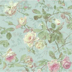 Chintz And Floral Wallpaper 2019 Vintage Floral Wallpapers